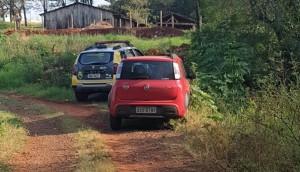 Medianeira: Após denúncia, PM recupera veículo que havia sido roubado -