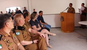 Medianeira: Novas Instalações do COPOM e Projeto Escolinha de Karatê são inauguradas -