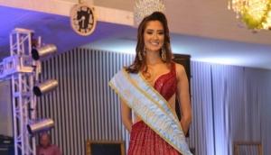 Letícia Spieker Gasparini é eleita Miss Itaipulândia 2019 -