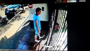 Matelândia: Polícia Civil divulga imagens para identificar suspeito de tentar aliciar crianças -
