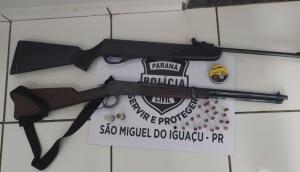 São Miguel: Após ameaçar ex-esposa e agredir filha, homem é preso pela Polícia Civil -