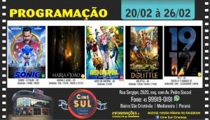 Cine Sul Cinemas: Estreias incríveis para você curtir o feriadão -