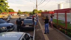 Matelândia: Ação conjunta da Pol. Civil e PM prende autores de homicídio ocorrido em dezembro -