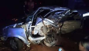 Medianeira: Grave acidente na BR 277 deixa um morto e dois feridos -