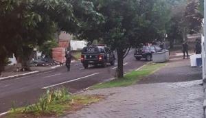 Matelândia: SOE é acionado após agente penitenciário ser ferido por