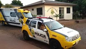 Medianeira: Homem acaba detido pela PM após agredir funcionário da Sanepar -