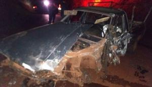 Acidente na PR 497 em São Miguel do Iguaçu deixa homem ferido -