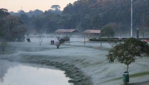 Paraná deve ter mais três dias seguidos de frio intenso e possibilidade de geadas -
