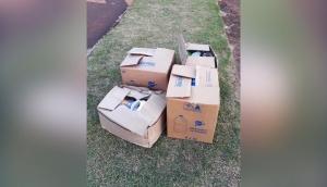 Medianeira: Moradores relatam falta da coleta seletiva de lixo reciclável -