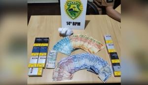 Missal: Assaltante do roubo em Portão Ocoí é preso em rápida ação da Policia Militar -