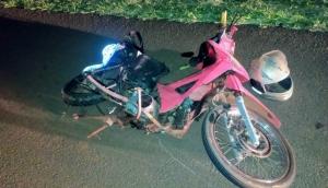 Motociclista morre em grave acidente na BR 277 em São Miguel do Iguaçu -