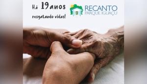 Recanto Parque Iguaçu: Há 19 anos resgatando vidas  -