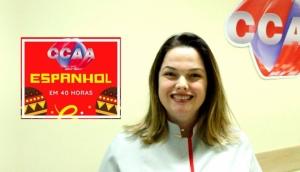 CCAA Medianeira: Espanhol em apenas 40 horas. Onde você estiver! -