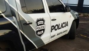 Projeto VIGIA de Matelândia auxilia a Pol. Civil e PM na elucidação e prisão de autor de roubo a posto de combustíveis -