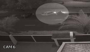 Câmera flagra atropelamento proposital de casal em Itaipulândia -