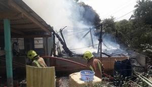 Incêndio destrói residência no interior de Missal -