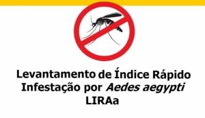 Índice de Infestação do Aedes Aegypti diminui em Missal, mas ainda continua acima do preconizado  -