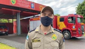 São Miguel: 2º Tenente do Corpo de Bombeiros fala sobre trabalhos de busca à homem desaparecido no Lago de Itaipu -