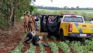 Missal: Equipes policiais prendem indivíduos que realizaram assalto na manhã de hoje (02) -