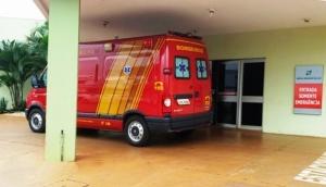 Serranópolis: Eletricista morre no hospital após sofrer descarga elétrica -