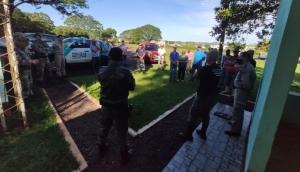 Buscas por idoso de Missal desaparecido mobilizam Bombeiros especialistas de Curitiba -