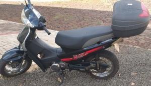 Medianeira: Polícia Militar recupera motoneta furtada em Foz e prende homem por receptação -