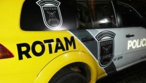 Itaipulândia: ROTAM cumpre mandado de prisão durante a madrugada -