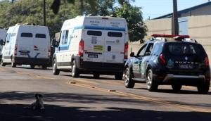 Carceragem da Delegacia de Matelândia será definitivamente fechada após transferência de presos -