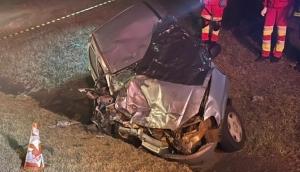 Medianeira: Veículo na contramão causa acidente com óbito na BR 277 -