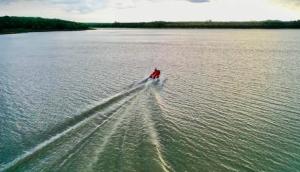 São Miguel: Homem morre afogado após barco virar no Lago de Itaipu -