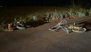 Identificado ciclista que morreu em acidente em São Miguel do Iguaçu -