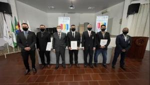 Rotary Club Medianeira empossa novos companheiros  -