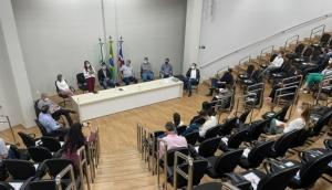 Medianeira: Reunião une oito prefeitos da região oeste para avaliar situação do Covid-19 -