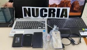 Médico é preso em Matelândia pelo crime de armazenamento de material pornográfico com crianças/adolescentes -