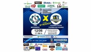 CFM Futsal Medianeira joga no sábado pela 8ª rodada da Série Prata e pede apoio da torcida -