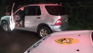 Itaipulândia: PM apreende veículo com indícios de adulteração e documento falso -