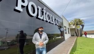 São Miguel: Proprietário que teve motoneta furtada elogia trabalho da Polícia Civil -