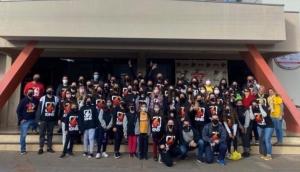 IGNIS- XXVII Projeto Barnabé chega em Matelândia; uma semana de impacto missionário  -