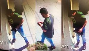 Polícia Civil de Matelândia divulga imagens de autor de assalto em joalheria -