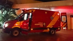 Medianeira: Homem é socorrido em estado grave após ser baleado durante a madrugada -