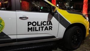 São Miguel: PM atende ocorrência de disparos de arma de fogo que atingiram apartamentos no centro -