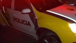 Polícia Militar prende indivíduo que agrediu os tios em Itaipulândia -