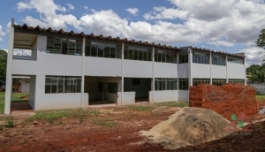 Iniciada reforma para base do Samu no antigo prédio da CNEC -