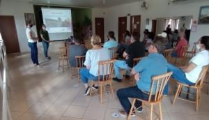 Conferência para Revisão do Plano de Gestão de Resíduos Sólidos é realizada no Distrito do Portão Ocoí -