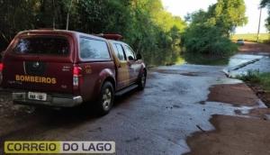 Menino de 12 anos morre afogado na ponte molhada em Missal -