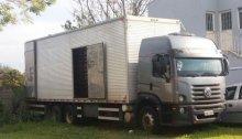 Itaipulândia: Polícia Militar recupera caminhão furtado em Santa Catarina -
